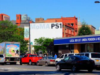 뉴욕 롱아일랜드시티 - MoMA PS1