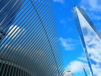뉴욕 로어 맨해튼 - 원월드트레이드센터