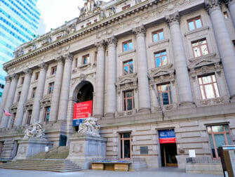 뉴욕 로어 맨해튼 - 아메리카 인디언 국립 박물관