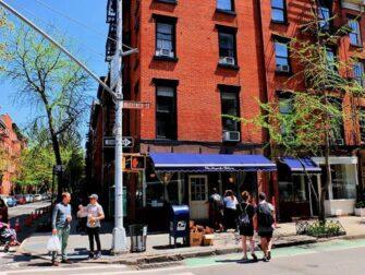 뉴욕 웨스트 빌리지 - 블리커 스트리트