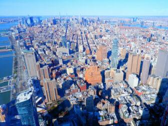 One World Observatory Tickets View Manhattan