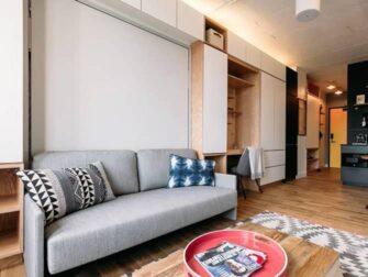 뉴욕 아파트 - WeLive Wall Street