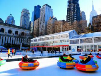 뉴욕 아이스 스케이트