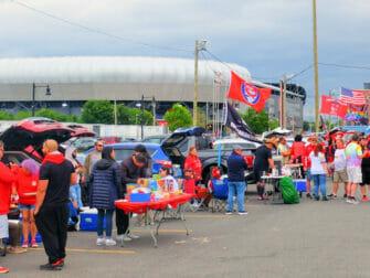 뉴욕 레드불스 - 경기장