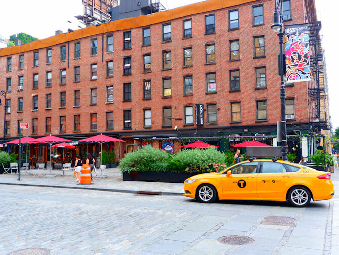 뉴욕 미트패킹 디스트릭트 - Dos Caminos
