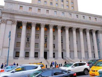 뉴욕 시빅센터 - 법원