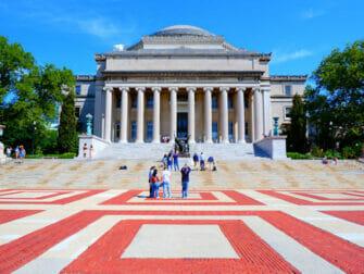 뉴욕 어퍼 웨스트사이드 - 컬럼비아 대학