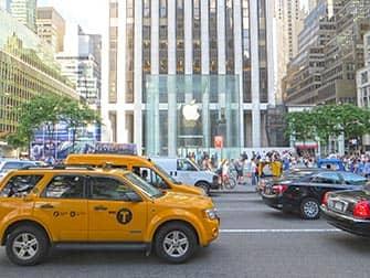 뉴욕 5번가 애플스토어