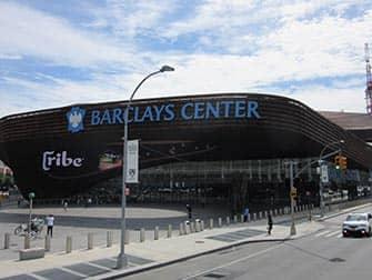 뉴욕 브루클린 - 바클레이 센터