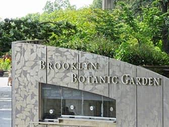 뉴욕 브루클린 - 브루클린 식물원