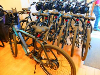 뉴욕 장애인 시설- 전기자전거