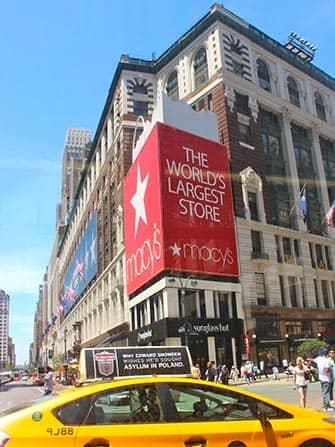 뉴욕 메이시백화점