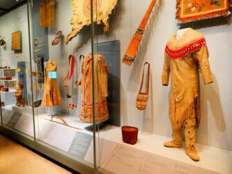 뉴욕 아메리칸 인디언 국립박물관 - 전시