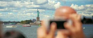 뉴욕에서 사진찍기