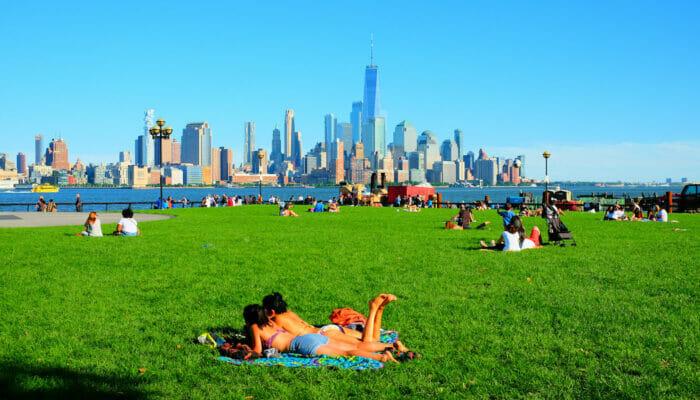 뉴욕의 날씨 - 여름