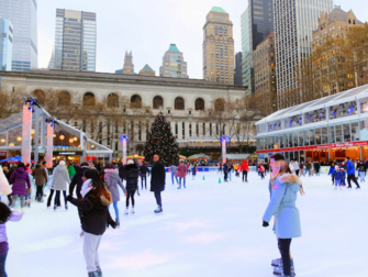 뉴욕의 의상 - 겨울