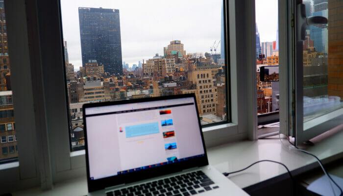 뉴욕에서의 일과 생활 - 에릭의 뉴욕