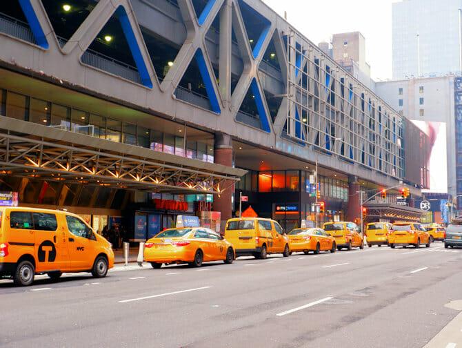뉴욕의 택시 - 5번가
