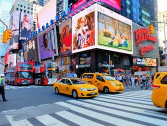 뉴욕의 택시 - 러시아워