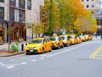 뉴욕의 택시 - 삭스