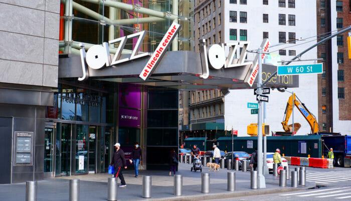 뉴욕 재즈, 블루스 - 링컨센터 재즈