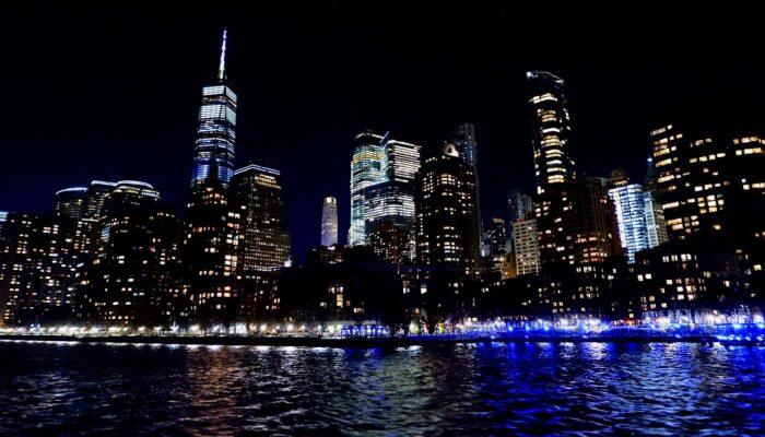 뉴욕 추수감사절 디너 크루즈