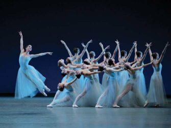뉴욕 발레 티켓