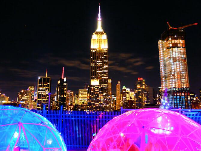 뉴욕 미드타운 밤문화