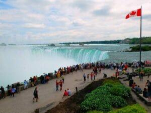 캐나다, 나이아가라 폭포, 핑거레이크 3일 투어