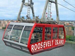 뉴욕 루즈벨트 아일랜드 트램