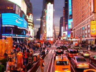 뉴욕 빅버스 야간 투어