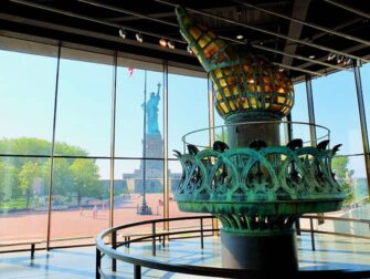 Statue of Liberty The Torch 1