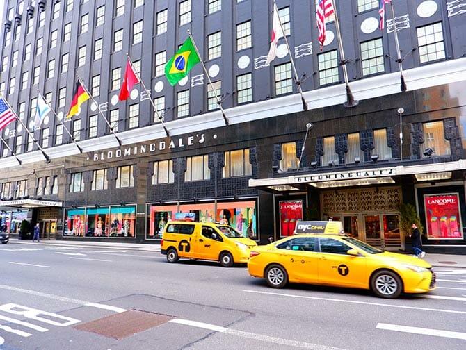 뉴욕 어퍼 이스트 사이드 쇼핑