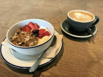뉴욕의 아침식사 - 건강