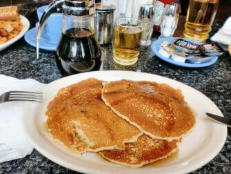 뉴욕의 아침식사 - 팬케이크