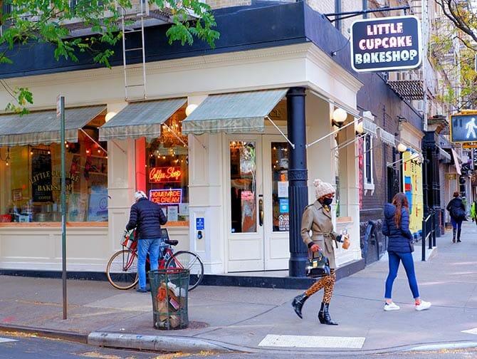 뉴욕 리틀 컵케이크 베이크샵