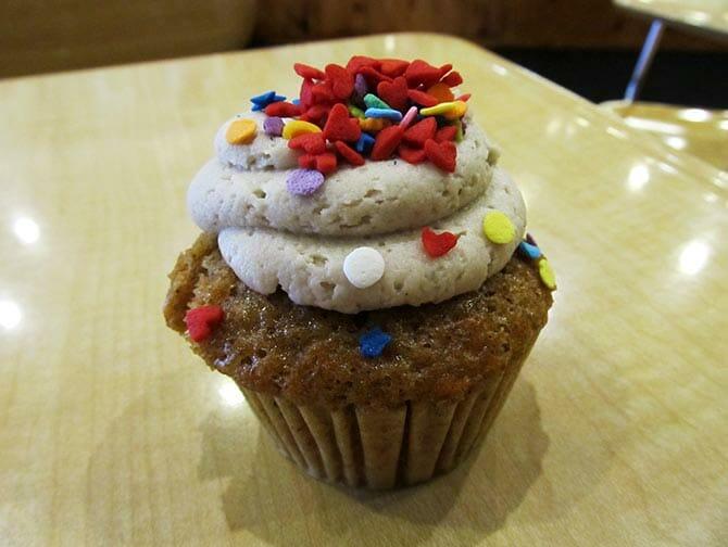 뉴욕 컵케이크 - 몰리 컵케이크