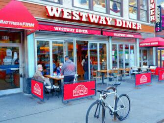뉴욕의 아침 식사 - 웨스트웨이 다이너