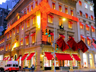 뉴욕의 크리스마스 시즌 - 카르티에