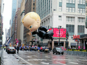 뉴욕 메이시 추수감사절 퍼레이드