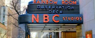 뉴욕 NBC 스튜디오 투어