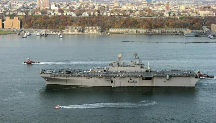뉴욕 플릿위크 - 선박