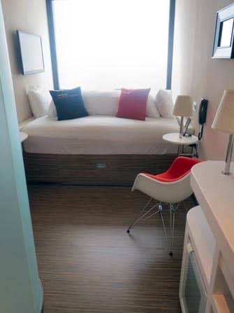 시티즌M 호텔 - 침대