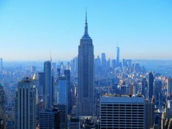뉴욕 익스플로러 패스 - 엠파이어 스테이트 빌딩