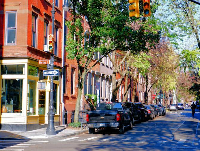 뉴욕 그리니치 빌리지 - 택시