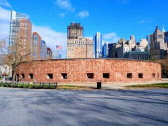 뉴욕 로어 맨해튼 및 금융가 - 자유의 여신상 크루즈