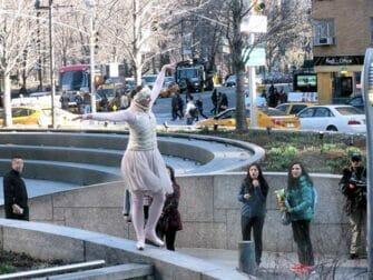 뉴욕 더 라이드 - 댄서
