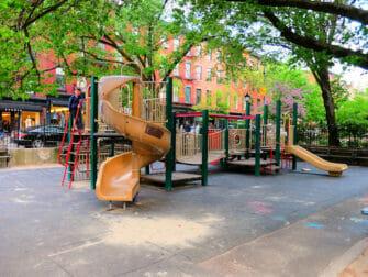 뉴욕 블리커스트리트 놀이터