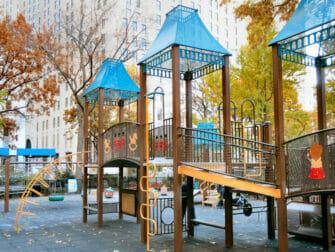 뉴욕 매디슨 스퀘어 파크 놀이터