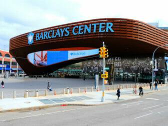 브루클린 투어 - 바클레이 센터